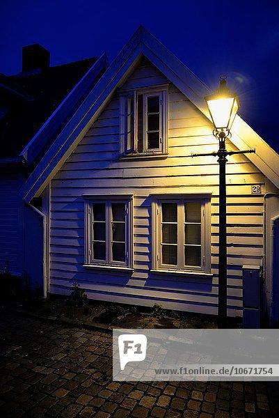 Stadt Norwegen alt Rogaland Stavanger