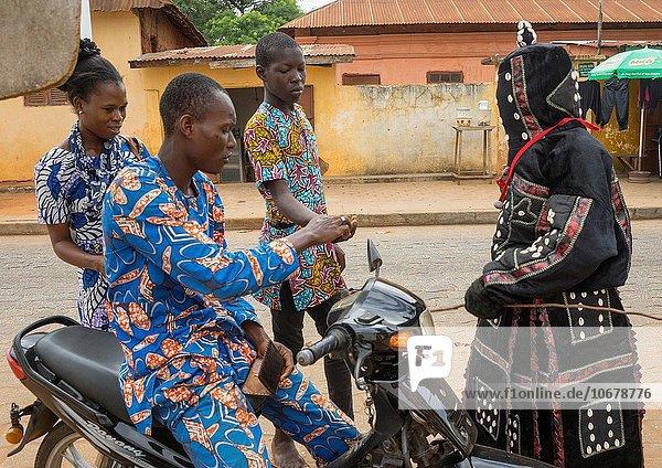Westafrika fahren fragen Geld ersetzen Benin