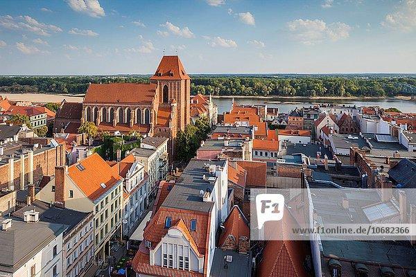 Halle Stadt UNESCO-Welterbe alt Polen