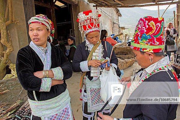 Ethnisches Erscheinungsbild Volksstamm Stamm