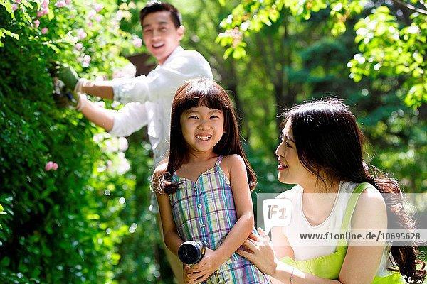 Fröhlichkeit Garten 3