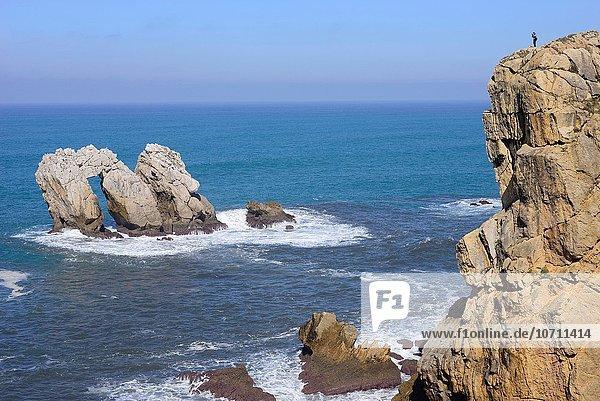 klein Insel Spanien