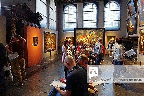 Europa Studioaufnahme Antwerpen Belgien