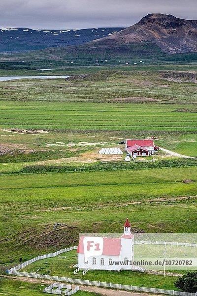 Helgafellssveit panoramic views  Stykkishólmur  Iceland West.