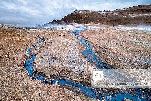 Zimmer Heiße Quelle Island
