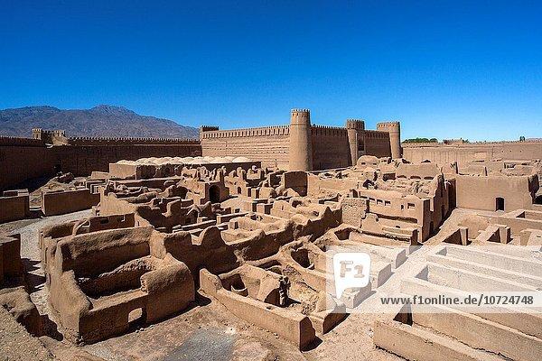 Iran  Rayen City  Arg-e-Rayen   Raen Citadel  gobernor´s palace.
