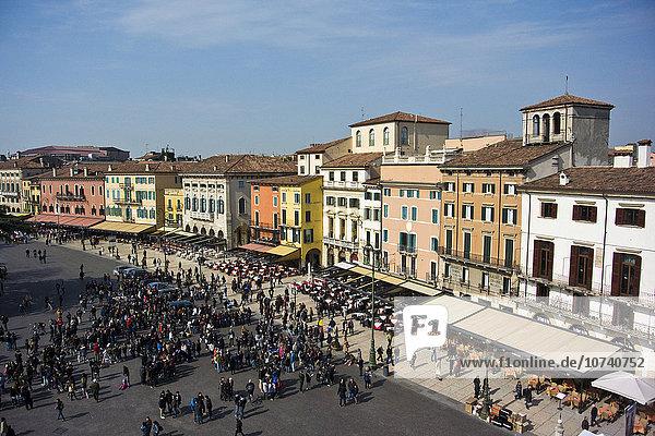 Italy  Verona  Piazza Bra