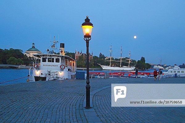 Stockholm Hauptstadt Schweden