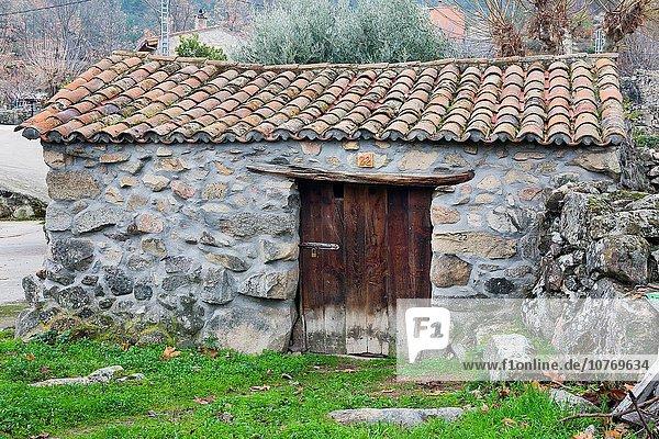 Ländliches Motiv ländliche Motive Europa Wohnhaus Avila Leon Spanien
