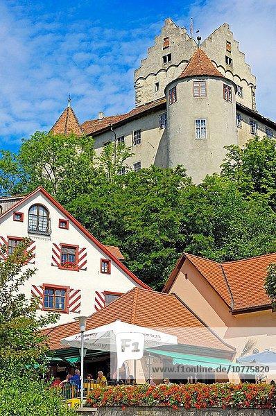 Europa Palast Schloß Schlösser Deutschland Meersburg Baden-Württemberg