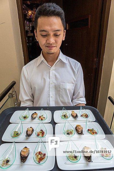 Restaurant Asien Singapur