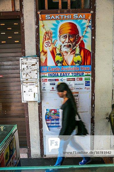 klein Asien Indien Singapur