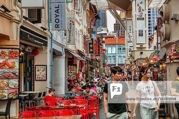 Asien Singapur
