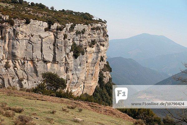 Landschaft Katalonien Spanien