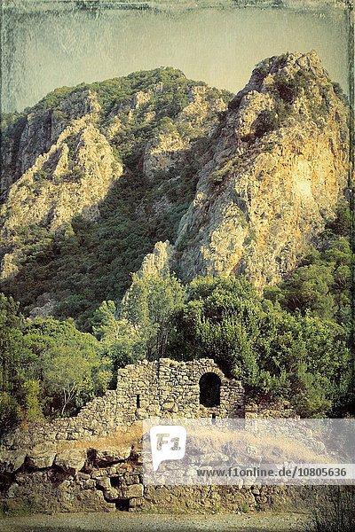 Großstadt antik Türkei