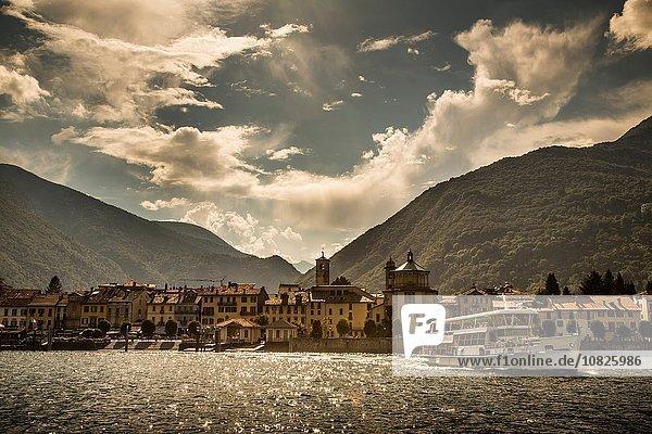 Cannobio  Lago Maggiore  Piemont  Italien