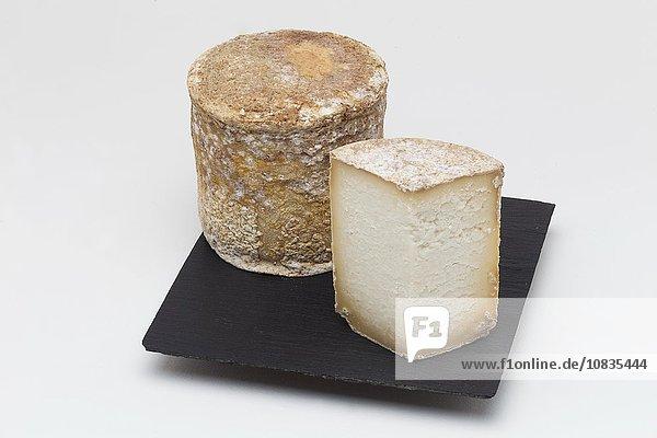 Persillé de Tignes (Käse aus Savoien  Frankreich)