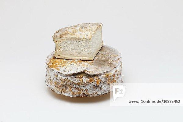 Tomme crayeuse (Käse aus Savoien  Frankreich)