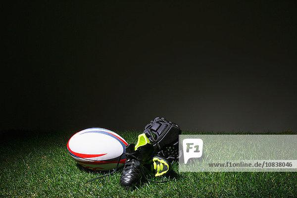 Gerät Gras Rugby