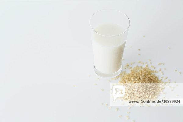Rice and milk