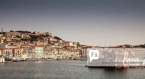 Portoferraio  Insel Elba  Toskana  Italien