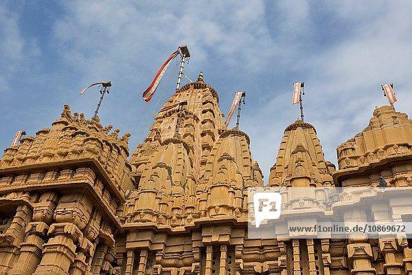 Jaisalmer Fort  auch bekannt als Golden Fort  Rajasthan  Indien