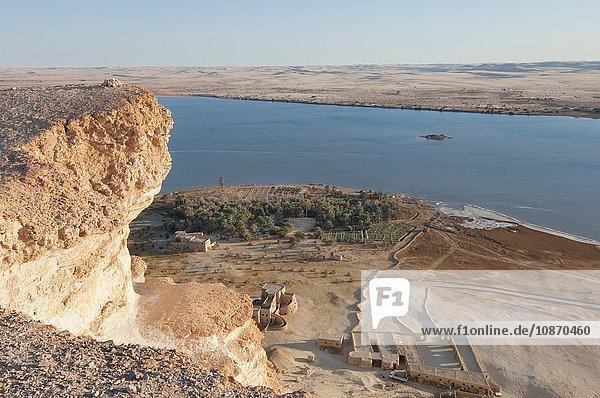 The Siwa Oasis  Egypt