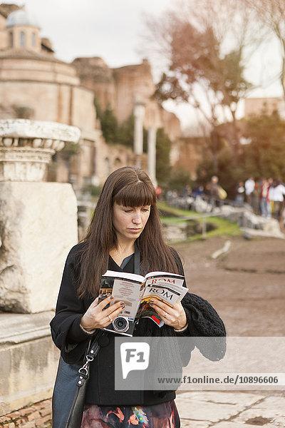 Italien  Rom  Leseführer für Frauen