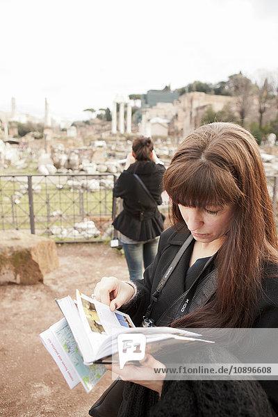 Italien  Rom  Reiseführer für Touristen