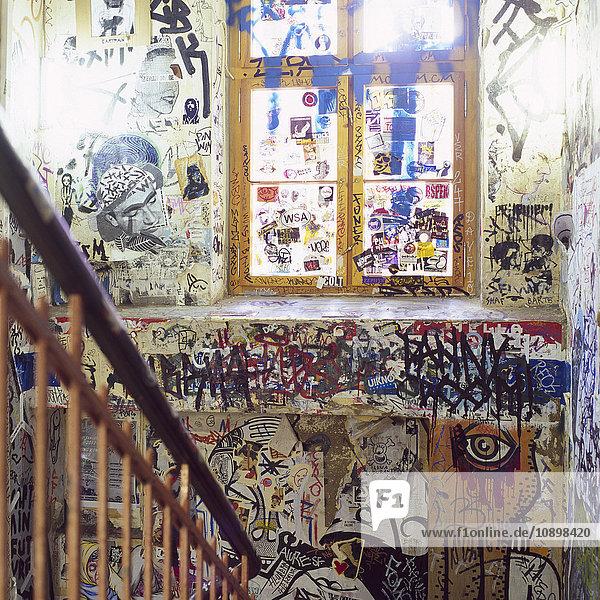 Deutschland  Berlin  Graffiti-Tags Deutschland, Berlin, Graffiti-Tags