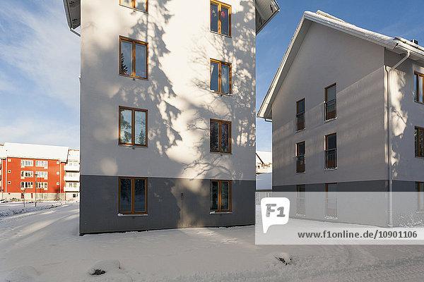 Schweden  Sodermanland  Stockholms Lan  Haninge  Neue Wohnungen