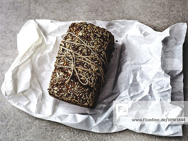 Schweden  Brot auf Papiertüte