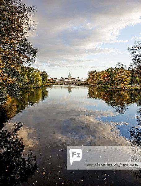 Deutschland  Berlin  Tyskland  Blick auf Schloss Charlottenburg