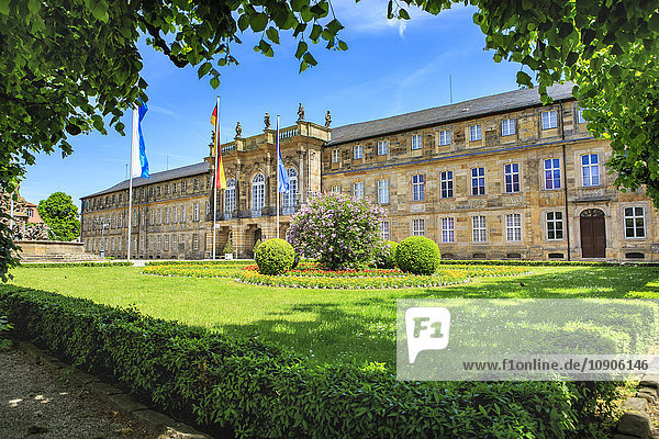 Germany  Bavaria  Bayreuth  New Castle