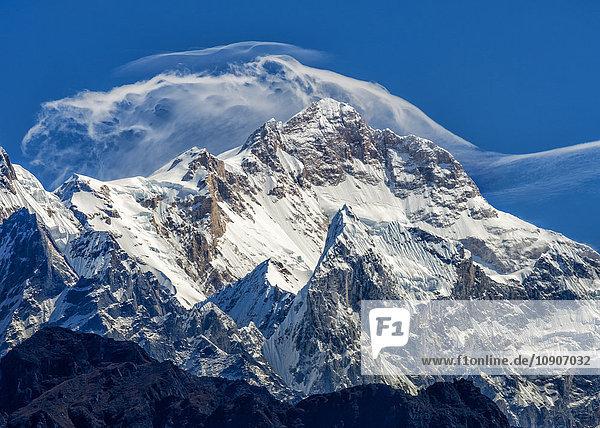 Nepal  Annapurna  Manasulu