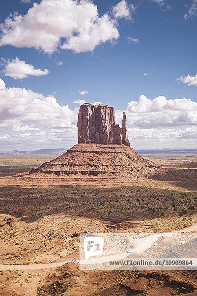 USA  Utah  Monument Valley