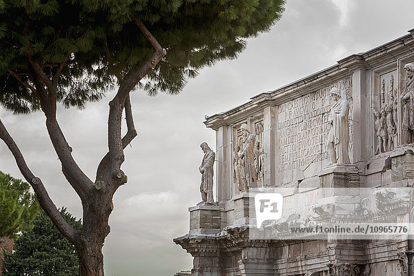 'Arch of Constantine; Rome  Italy'