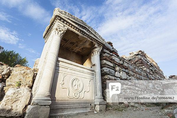 'Saint John's Basilica; Ephesus  Turkey'