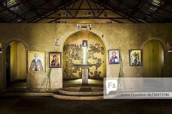 'Orthodox church; Gulu  Uganda' 'Orthodox church; Gulu, Uganda'