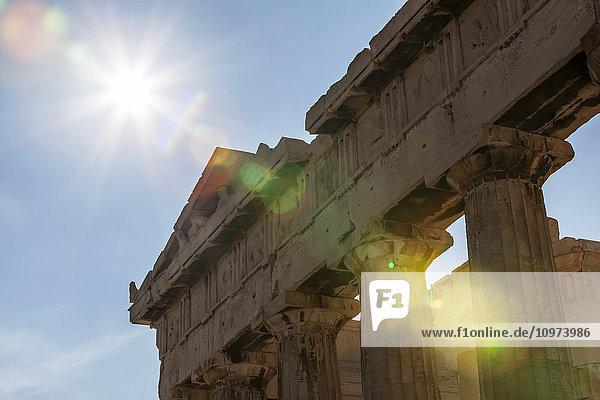'Temple of Athena; Athens  Greece' 'Temple of Athena; Athens, Greece'