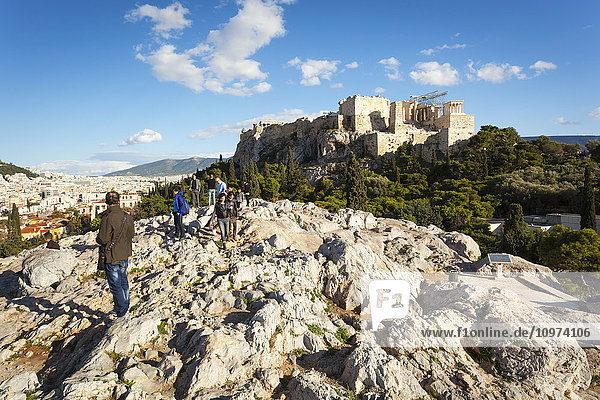'Areopagus  Mars Hill and Acropolis; Athens  Greece' 'Areopagus, Mars Hill and Acropolis; Athens, Greece'
