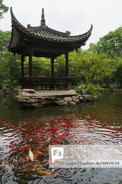 'Leshan Giant Buddha scenic area; Sichuan Province  China'