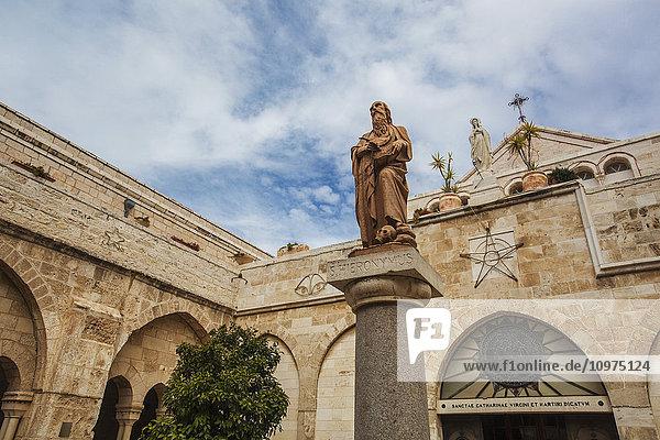 'Church of Saint Catherine; Bethlehem  Israel' 'Church of Saint Catherine; Bethlehem, Israel'