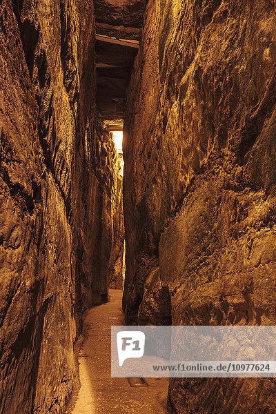'The Western Wall Tunnel  an underground tunnel exposing the full length of the Western Wall; Jerusalem  Israel' 'The Western Wall Tunnel, an underground tunnel exposing the full length of the Western Wall; Jerusalem, Israel'
