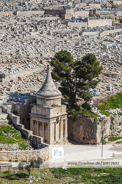 'Tomb of Absalom; Jerusalem  Israel' 'Tomb of Absalom; Jerusalem, Israel'