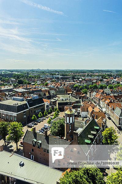 Holland  Zeeland  Walcheren  Middleburg  Stadtbild