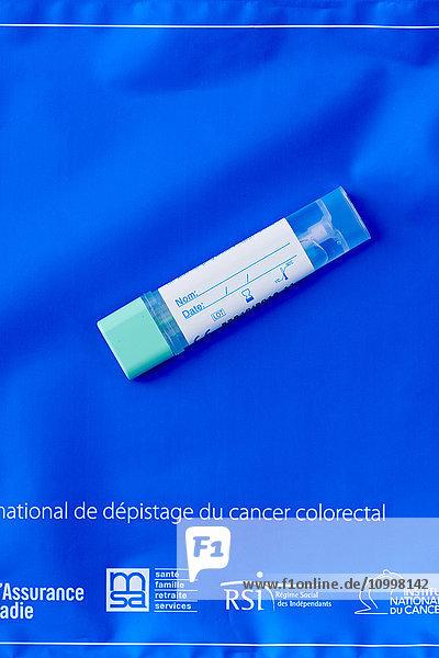 OC-Sensor® colorectal cancer screening test.