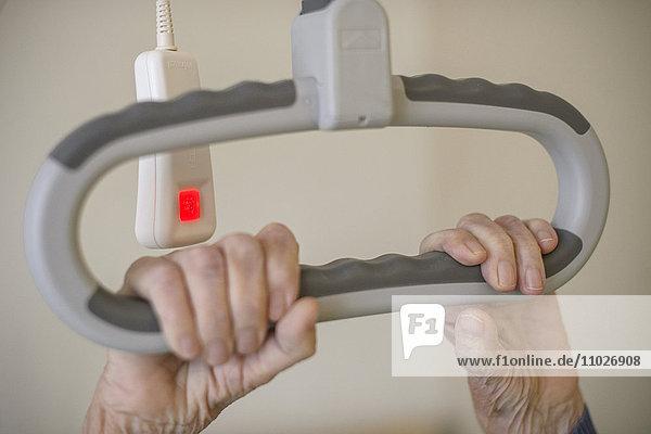 Palliativpflege im Seniorenheim