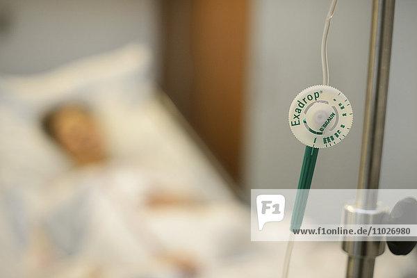 Palliatvistation im Krankenhaus