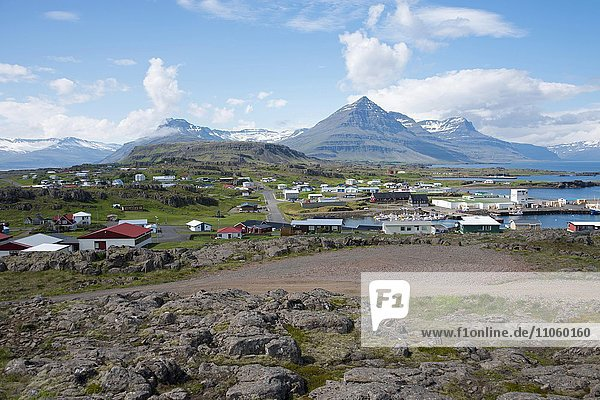 Djupivogur  Southern Region  Iceland  Europe